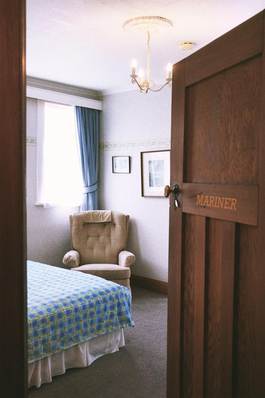 Mariner room viewed from door